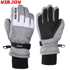 Ski Gloves for Man,Women Waterproof Windproof Snow Skiing Snowboarding Gloves with Wrist guards