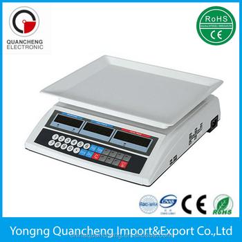 Yongkang Supplier Acs-l2 Acs Series Price Computing Scale