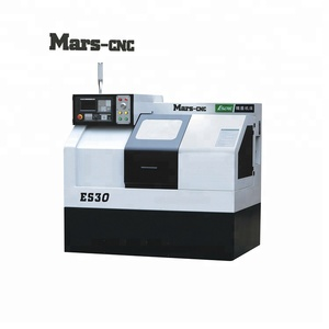 advanced automatic lathe cnc machine / Precision Mini Metal Lathe ES30