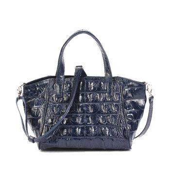Crocodile Genuine Leather Design Tote Private Label Handbags