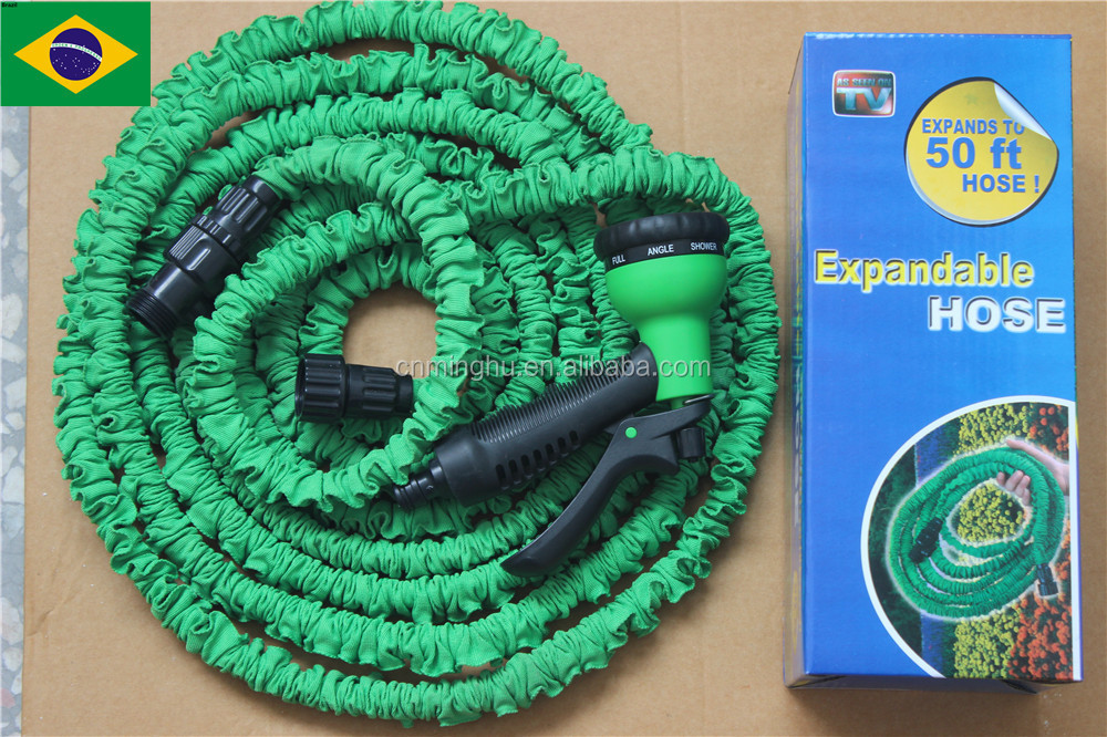 2015 New Design Flexible Magic Hose Garden Hose As Seen On Tv