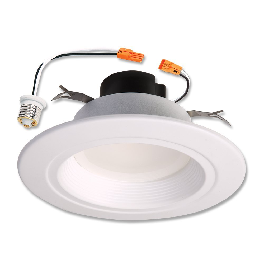 Halo Recessed Rl560sn6830 6 Inch Retrofit Led Lighting Trim