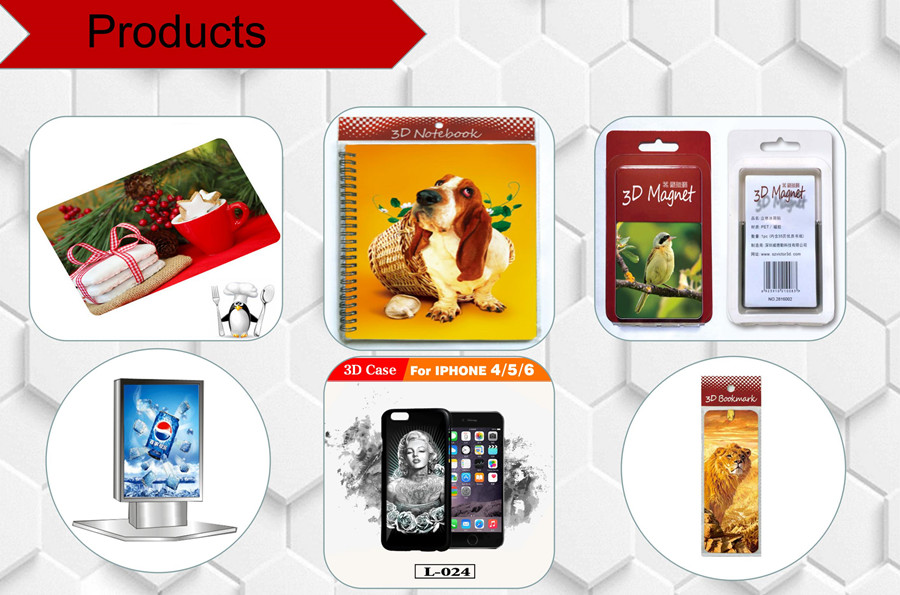 Customized logo 3d lenticular business cards from China factory