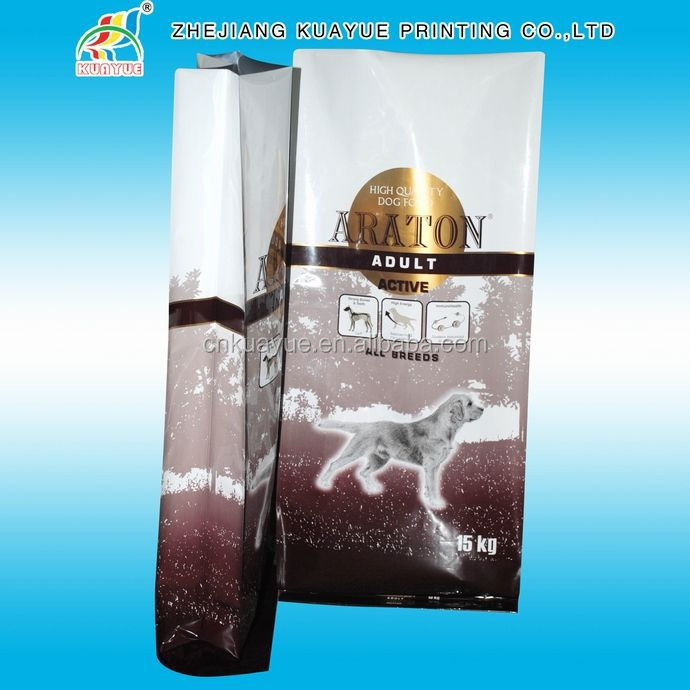 Customized Pet Food Bag Manufacturer,Pet Food Packaging Bag Product,Printed Die Cut Pet Food Bag