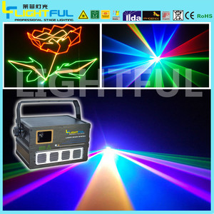 1W RGB sale investors projects dj equipment weihnachten lasershow
