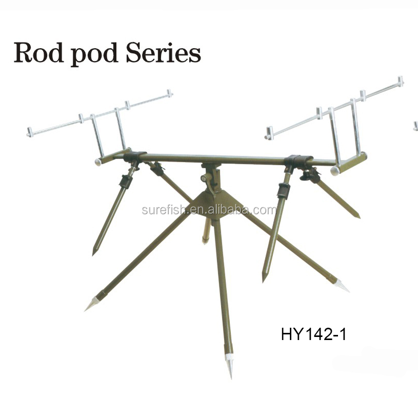 outdoor sport OEM wholesale carp fishing rod pod
