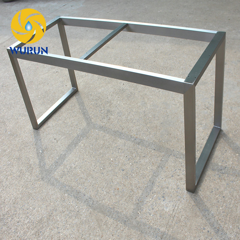 competitive price free drawing stainless steel table bases for