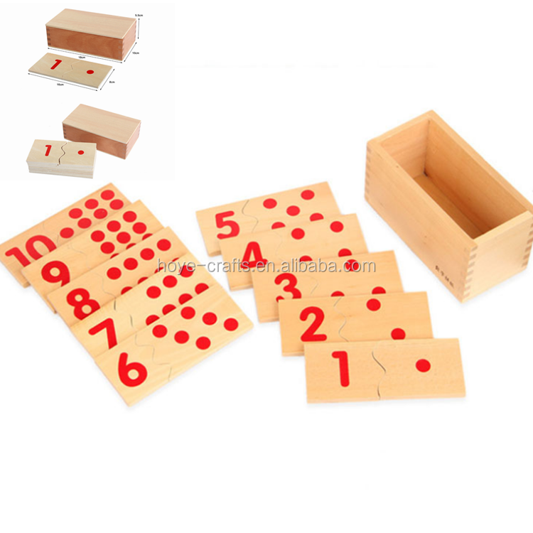 preschool education Mathematics teaching AIDS Digital puzzle