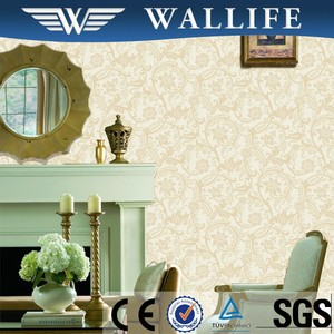 WY10703 latest design wallpaper classic wall paper for home decoration