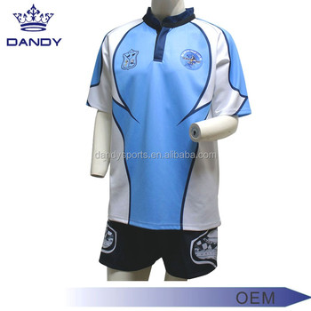 39d316be618 Wholesale Customized Printing Original rugby Kits Cheap Sublimation Custom  rugby Jerseys Design