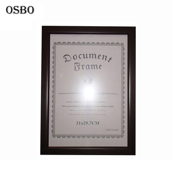 Cheap Certificate Wooden Photo Diploma Frames - Buy Wooden Photo ...
