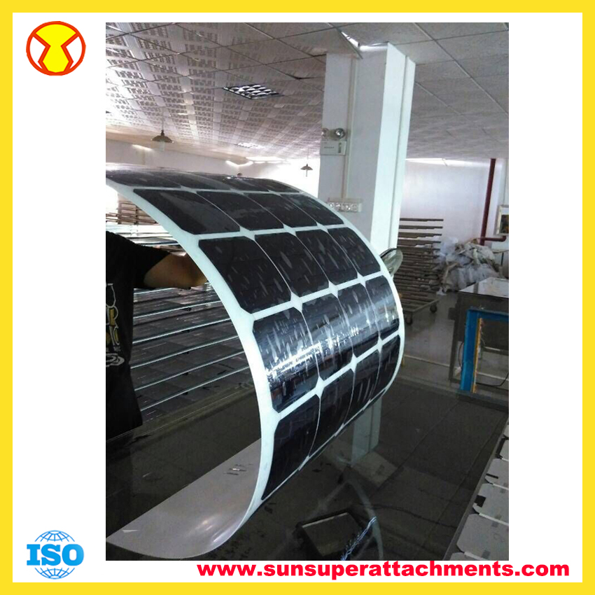Flex Rollable 100W Flexible Thin Film Solar Cell Panel China Wholesale