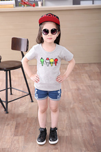 wholesale t shirts short sleeve solid color eco-friendly soft baby organic cotton t shirt