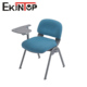 Comfortable modern office training conference chair with writing board
