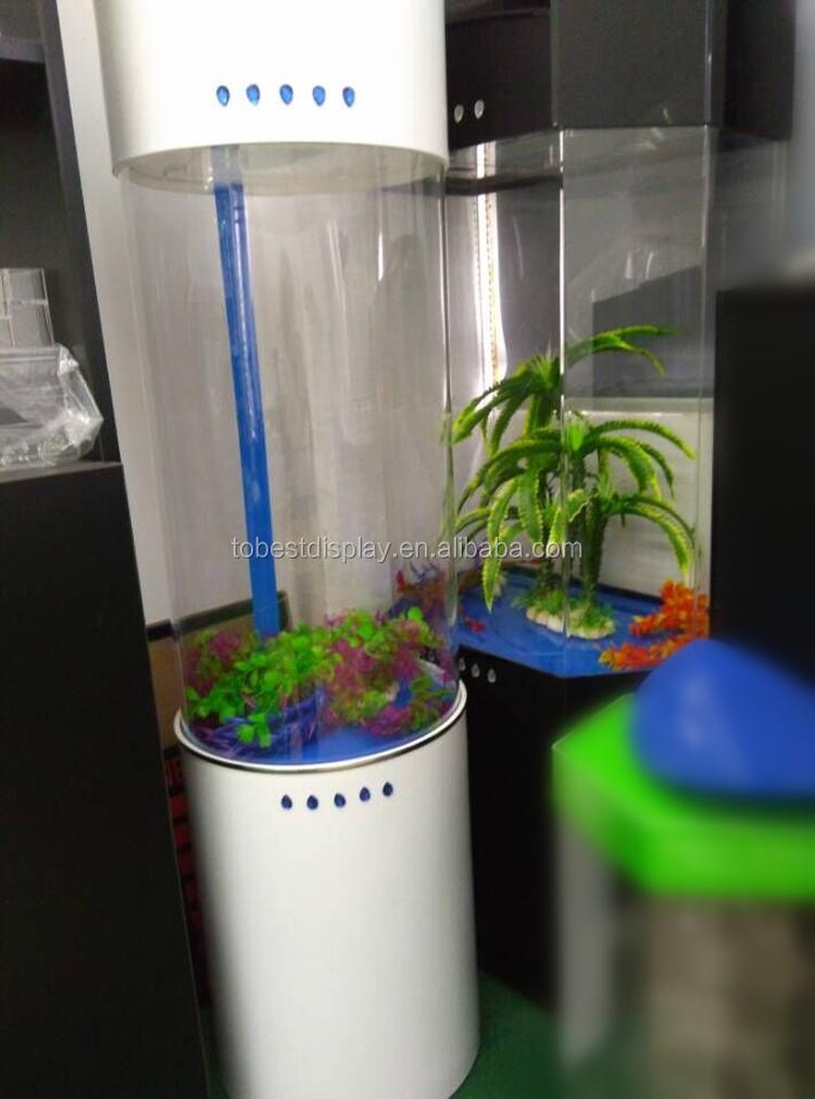 Custom large plastic fish tank oxygen for fish tank fish for Plastic fish tank
