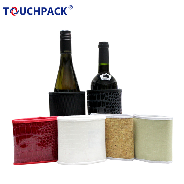 Ice Pack Bottle Cooler Gel Pack& Gel Wine Bottle Cooler Wrap