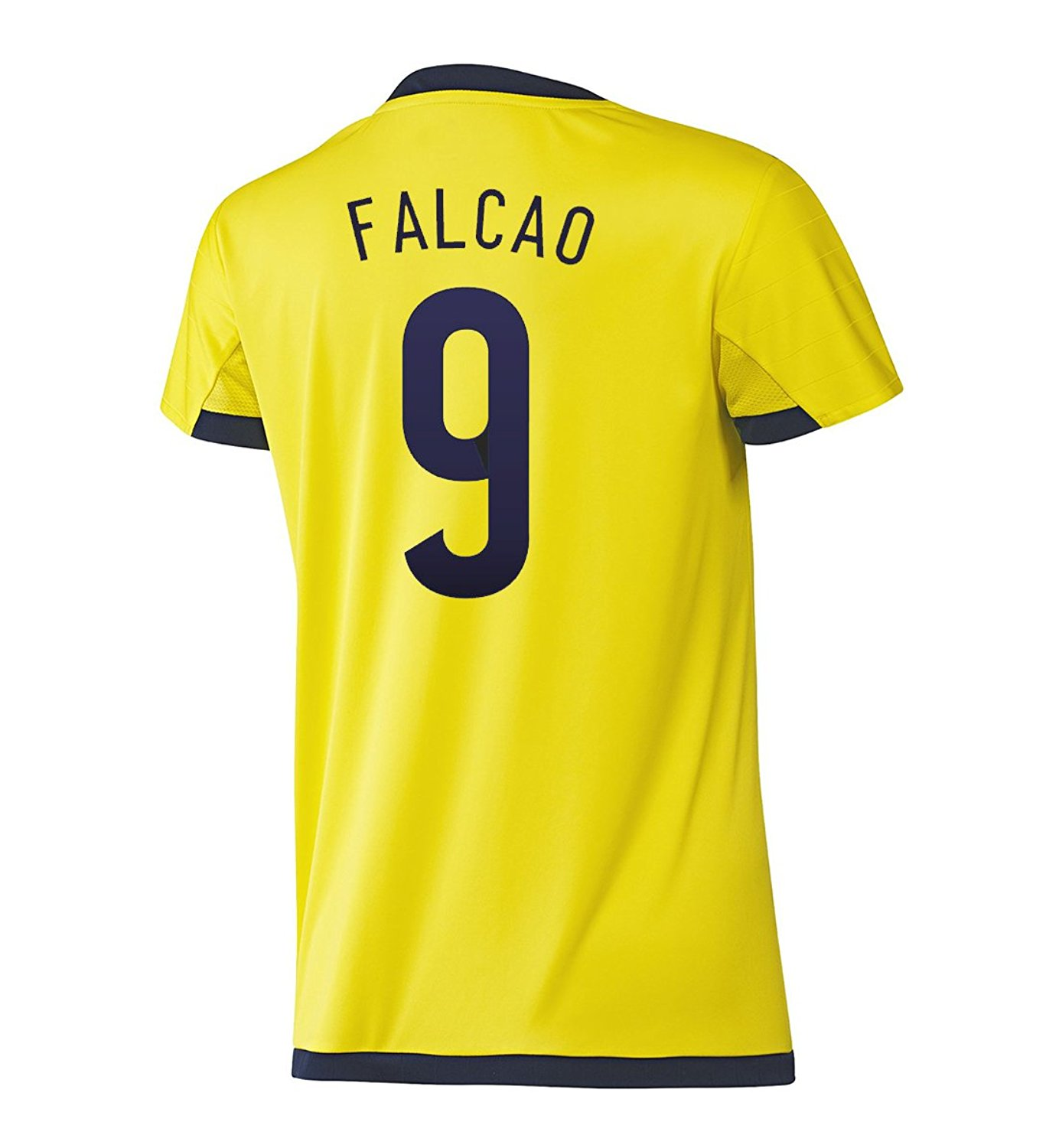 a3b5c3c5a Get Quotations · Falcao  9 Colombia Home Jersey World Cup 2015 (Women)