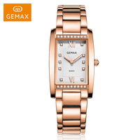2017 amazing attractive gold fashion watches for women