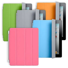 High quality case for ipad 2 flip stand case for ipad 3,for ipad 4 case