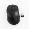 Promotional gift mouse BLACK USB Wireless Optical Mouse for Macbook All Laptop