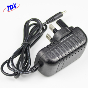 Ac adapter output 20v 500ma with UL FCC CE RoHs approvals