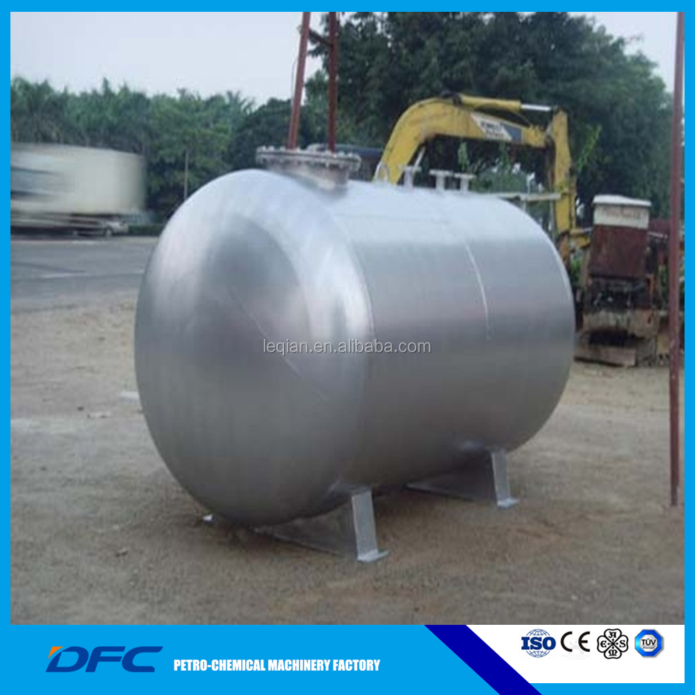 ASME gasoline storage tank industrial chemical tank