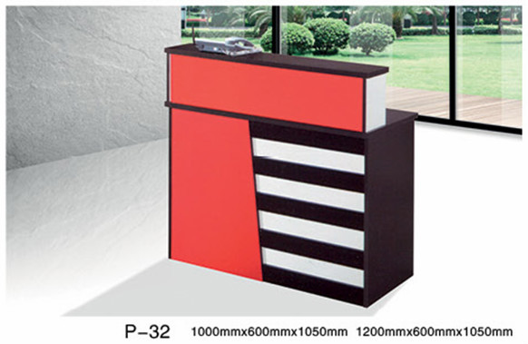 Various Styles Front Desk Table Price