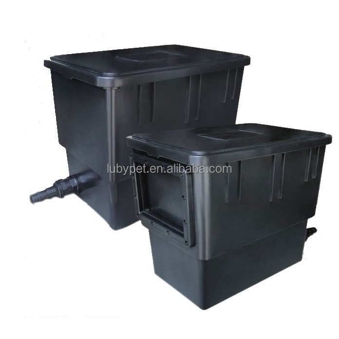 40L Famous Brand and Popular Pond Skimmer for Water Garden Koi Pond CF-40