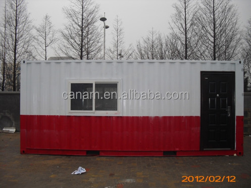 CANAM-Portable new galvanized shipping container house