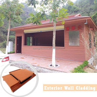wpc wall cladding wood plastic composite wpc garden wall panel