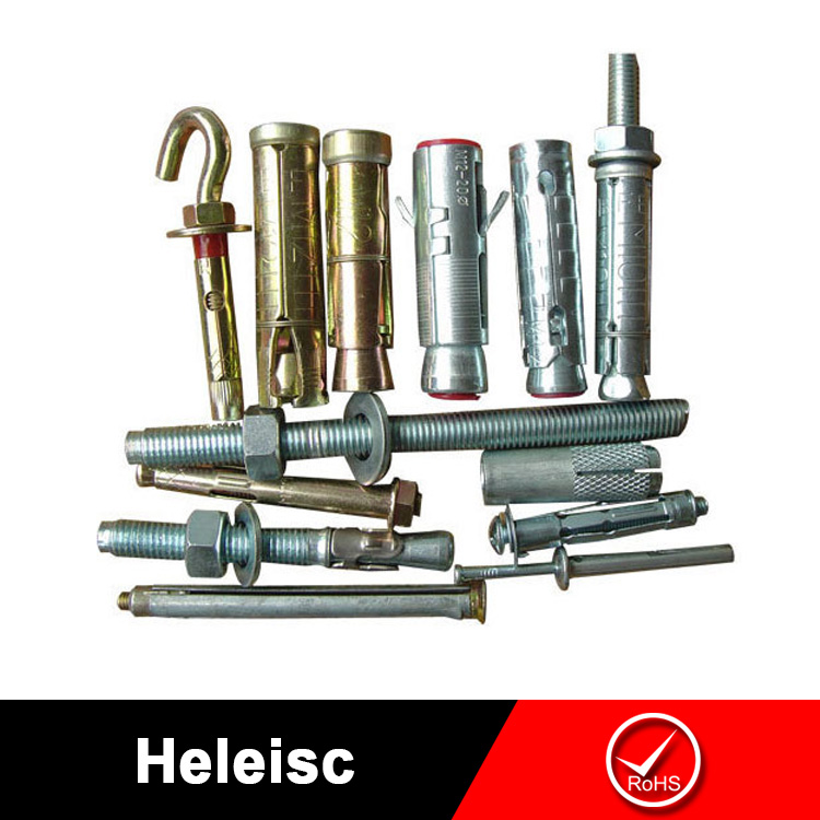 China manufacturer high quality m27 anchor bolts