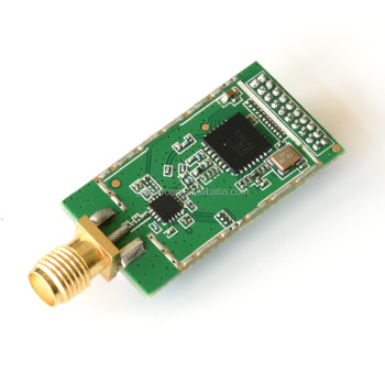 LoRa spread-spectrum technology UART interface lora module sx1276