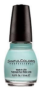 Sinful Colors Professional Nail Polish Enamel, Be Happy #982, 0.5 Fl. Oz.