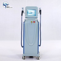 Professional permanent hair removal SHR IPL RF Machine / SHR Laser hair removal equipment