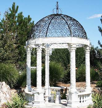 China Manufacturer Durable Garden Small Size Gazebo