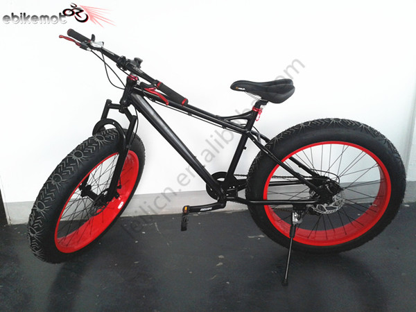 New Design 24 High Speed Snow Bike/bicycle Fat Tires Bicycle ...