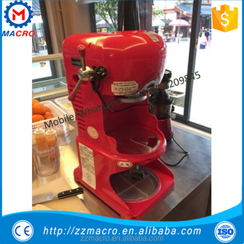 Hope, you looking for swan shaved ice machine