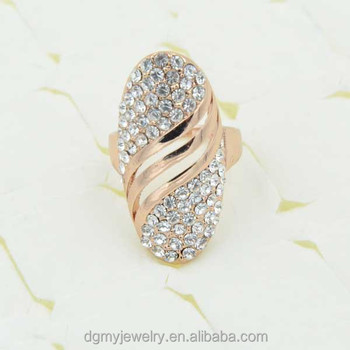 Hot Vogue Jewelry Wedding Rings Gold Long Index Finger Ring