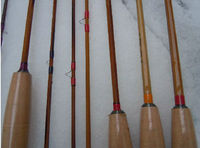 High quality Chinese bamboo fly fishing rod