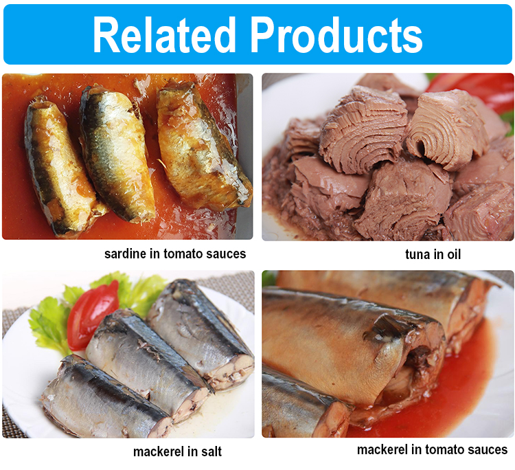 Conserve di tonno in vendita con lo stesso gusto dalla Thailandia