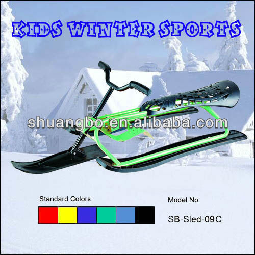 Kids Snow Racer Sled Winter Toys