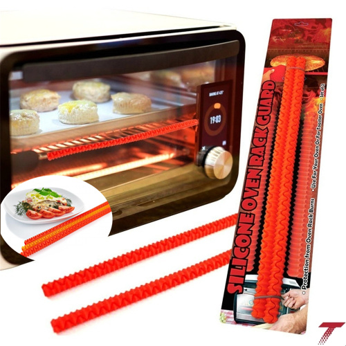 Hot Selling Food Grade Milieuvriendelijke Custom Siliconen Oven Rack Guards