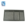 Factory direct black or white color programmable 84 keys mobile pos keyboard