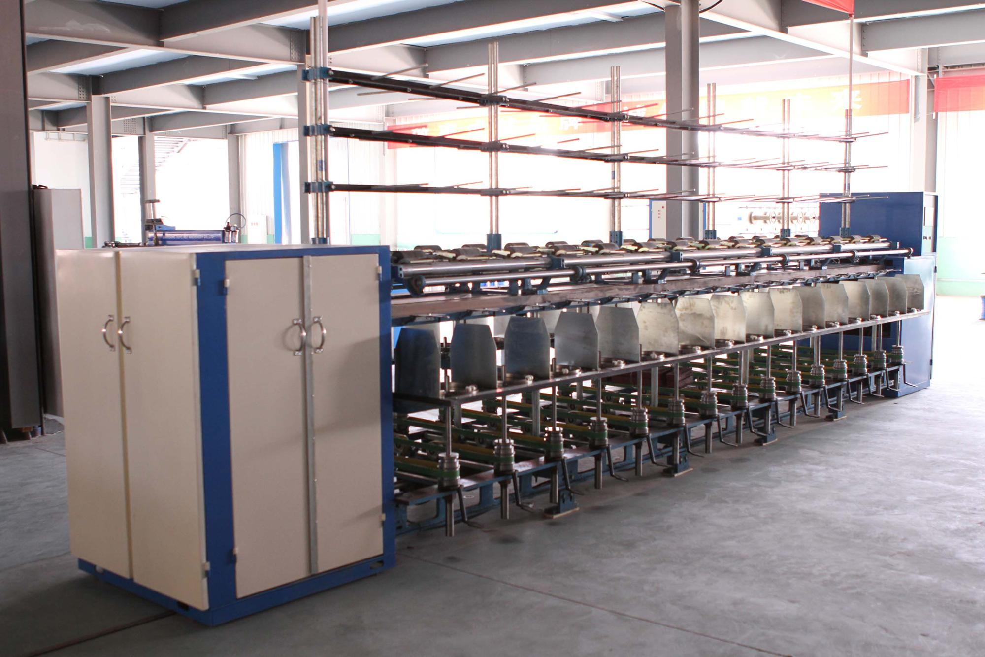 packaging baler twine making machine