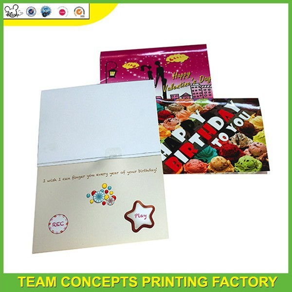 China birthday cards record wholesale alibaba birthday card with music card inserts recordable bookmarktalkfo Image collections