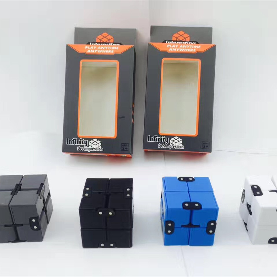 infinity cube amazon. amazon top seller infinity cube alloy rotating desk toy new stress relief fidget r