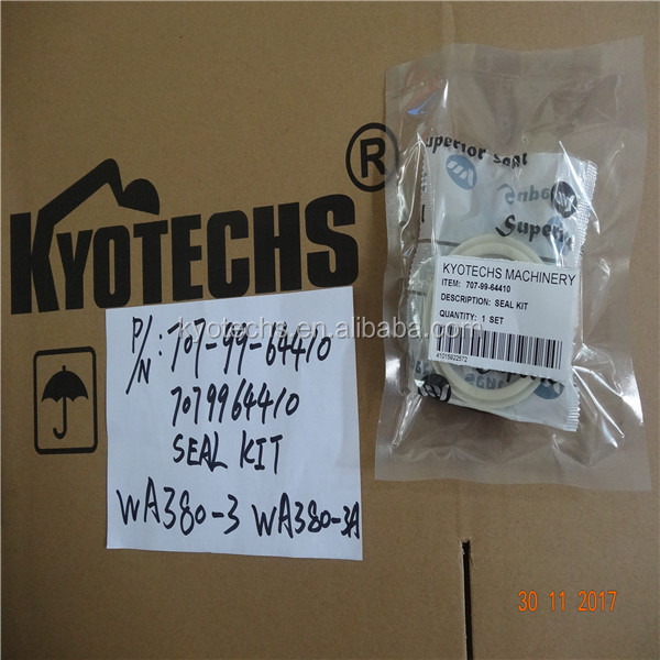 SEAL KIT FOR 707-99-64410 7079964410 WA380-3 WA380-3A