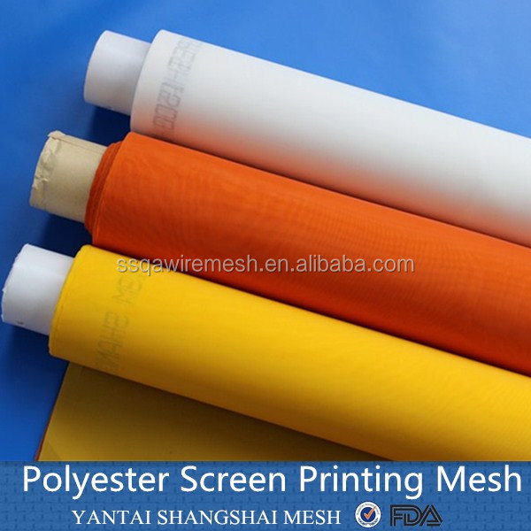 Monofilament Polyester Mesh Screen