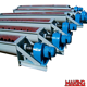 high quality single screw conveyor spiral conveyer for sand/cement/powder