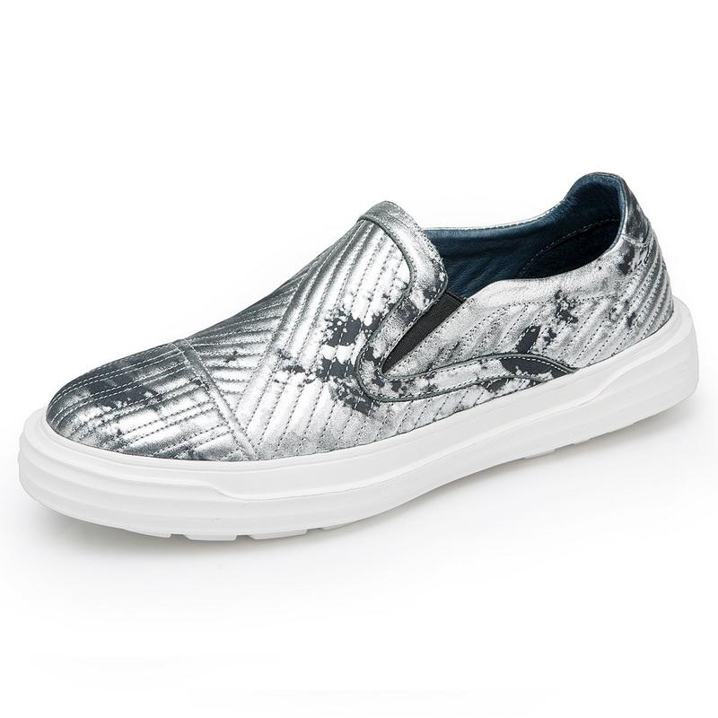 Men Light Design On Slip Lazy Fashion Shoes wt874n